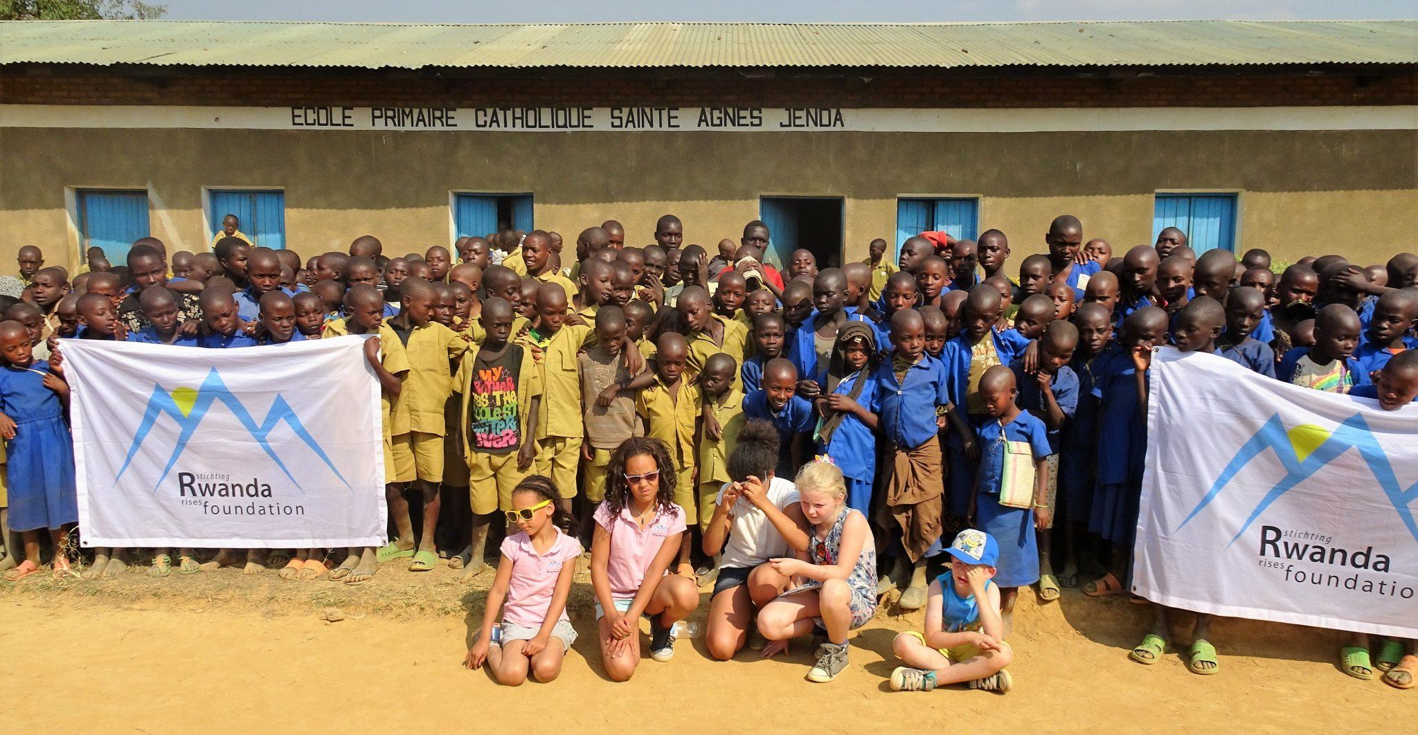 Rwanda Rises Foundation - Rwanda